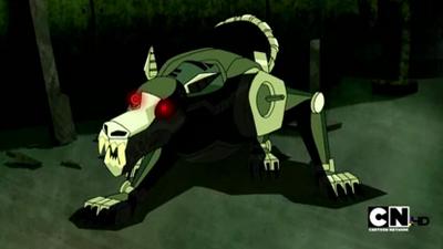 Endoskeleton Fright Hound (2)