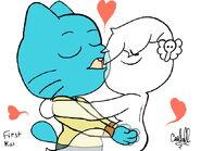 First kiss remake by mrbda241-d7pzwxr