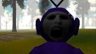 Slendytubbies Scream sound