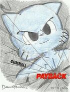 Wwe payback ft gumball poster promo 2013 by dasimstoon2012-d68pyth