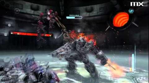 Transformers Dark of the Moon - Shockwave Boss Battle HD