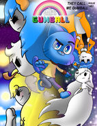 They call me gumball issue 2 cover by wani ramirez-d5yxwl5