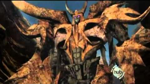 Transformers Prime Optimus Prime Vs