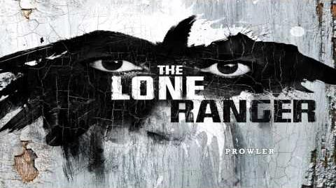 The Lone Ranger - Silver - Soundtrack OST HD