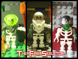 The Fire Skeleton