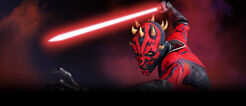Darth Maul Returns In The Clone Wars