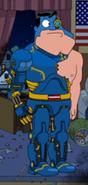 Cyborg humanoid Stan