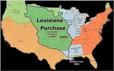Louisiana purchase treaty agreement-1-