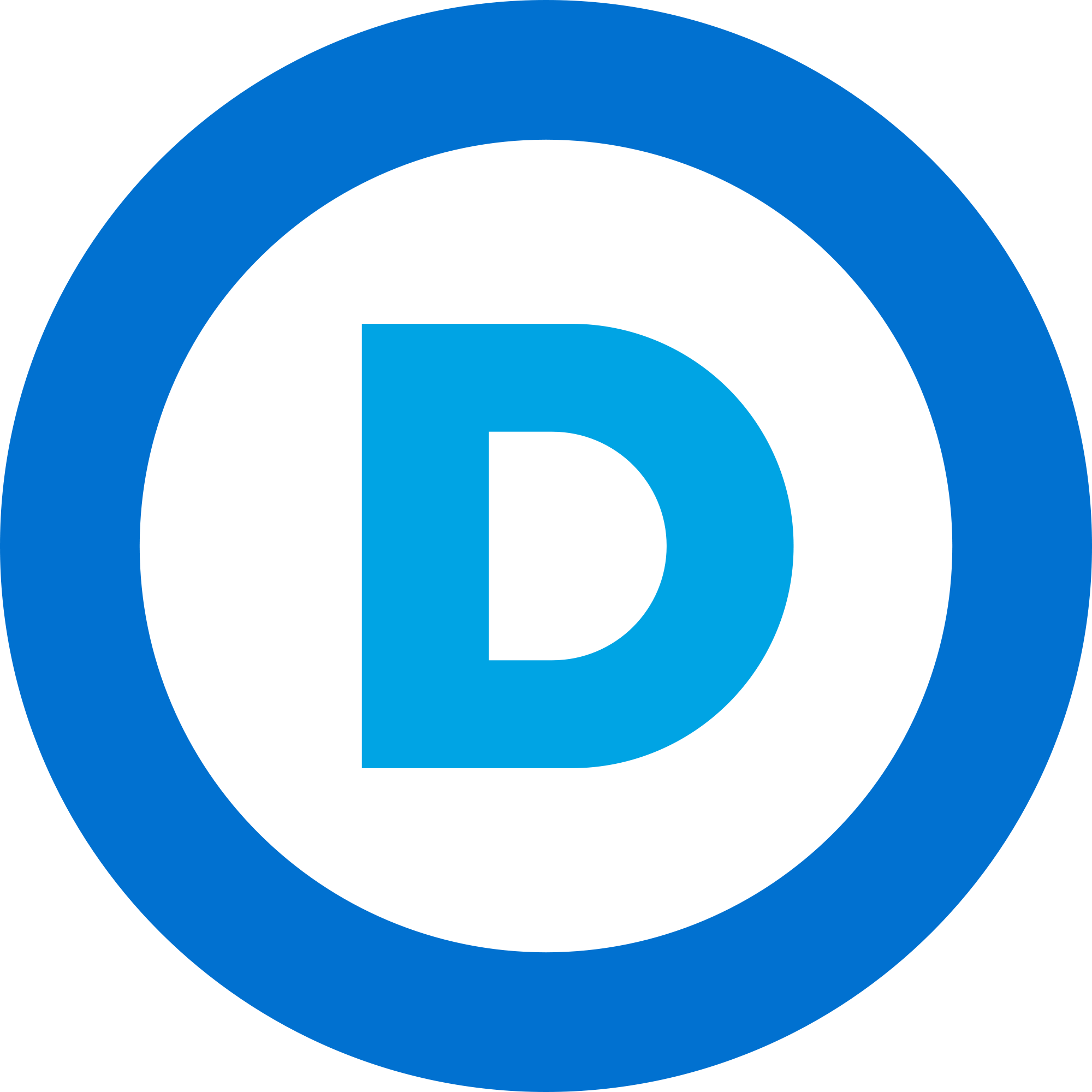 Image Us Democratic Party Logog The American Republic Wiki