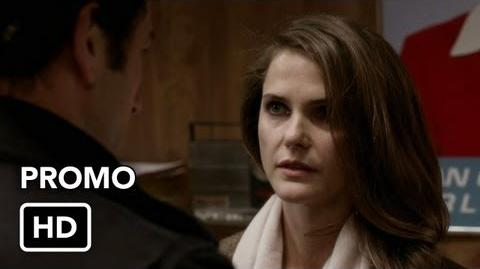 """The Americans 1x02 Promo """"The Clock"""" This Season on The Americans (HD)"""