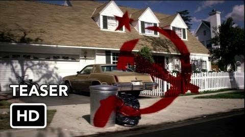 "The Americans (FX) Teaser 2 ""Parallax"""