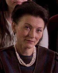 Baklanovs wife