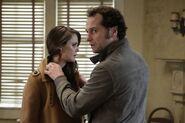 David Copperfield Episode Elizabeth injured