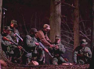 Martial Eagle Episode Screen Shot