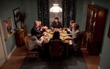 Dinner for 7 Episode eating