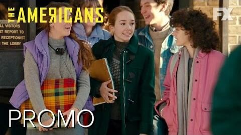 School's Out The Americans Season 5 Promo FX