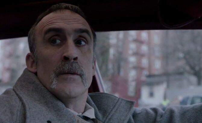 Agent James in Harvest episode