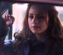 Lucia Behind Red Door episode