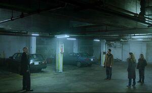START episode parking garage