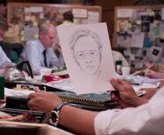 David Copperfield Episode Clark Sketch