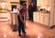 Darkroom Episode Paige mopping