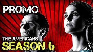 "The Americans Season 6 Promo ""Wall"" Preview Trailer"