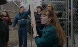 S02E13-Paige protesting