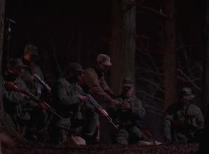 Martial Eagle Episode