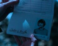 START episode Henry passport