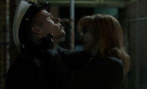 S06E01-Liz kills Hanley
