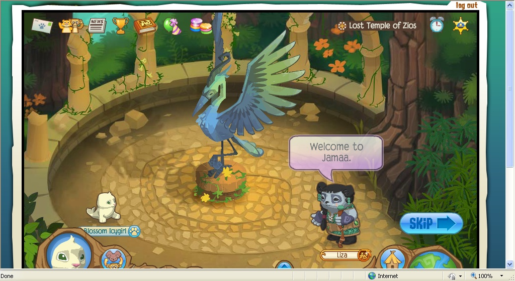 Liza the animal jam wiki fandom powered by wikia - Animaljam wiki ...