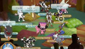 The Pillow Room.Pillow Room The Animal Jam Wiki Fandom Powered By Wikia