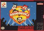 Animaniacs SNES cover art-1-