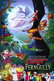 Jack Skellington Adventures of FernGully The Last Rainforest