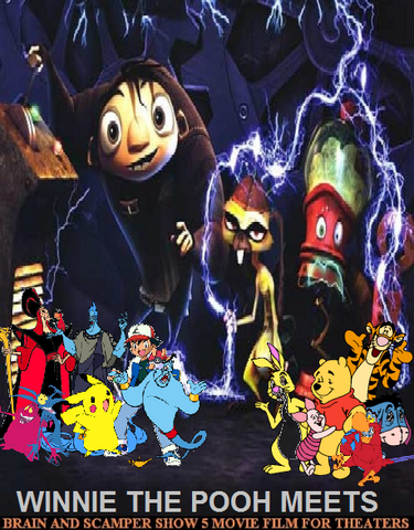 File:Winnie the Pooh Meets Brain And Scamper Show 5 Movie Film for Theaters.png