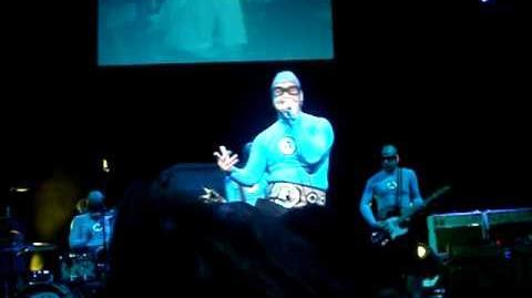The Aquabats - Look at Me (I'm a Winner) live