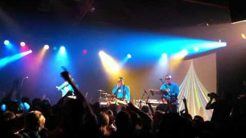 Aquabats GlassHouse 2011 - In My Dreams