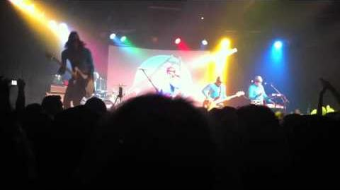 "Aquabats ""Legend Is True"" The Glass House, Pomona, CA. 11 2011"