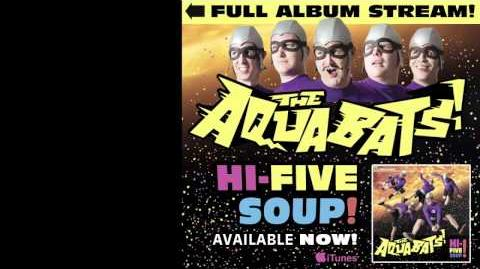 "The Aquabats! - ""Food Fight On The Moon!"" Full Album Stream"