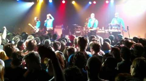 Aquabats - Nerd Alert - Glasshouse 2011