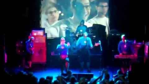 The Aquabats - Nerd Alert (Live)
