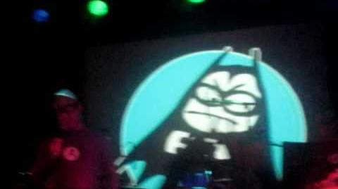 The Aquabats - Hey Homies! live in San Francisco, CA. 02 12 11