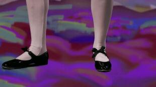 Eagle Lady's Tap Shoes