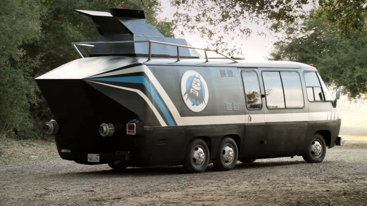 Gmc Motorhome Parts >> The Battletram The Aquabats Wiki Fandom Powered By Wikia