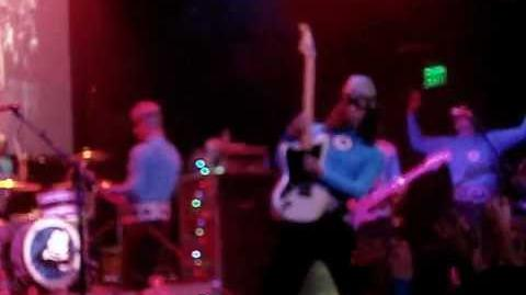 The Aquabats- The legend is true 12-13-12