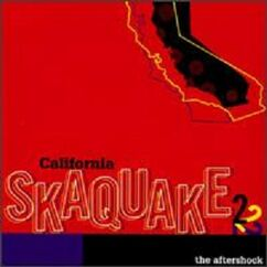 California SkaQuake Vol 2 The Aftershock