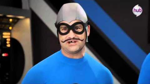 """The Aquabats! Super Show! - """"Pilgrim Boy"""" Preview"""