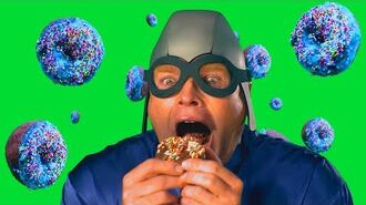 "The Aquabats! ""Go Nuts For Donuts!"" - A donut love song for National Donut Day"