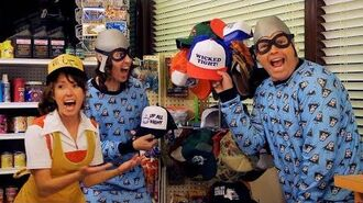 """Feel My Steel!"" - The Aquabats! Trucker Hat Rap Music Video - from The Aquabats! Super Show!"