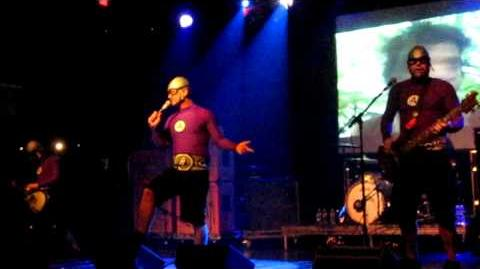 The Aquabats -The Legend is True at Revolution 2011